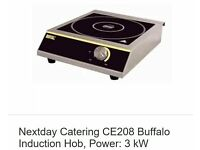 Buffalo 3000W Induction Hob