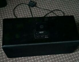 IWANTIT iPad iPod iPhone 5 4S 4 Touch 4G Nano Speaker Docking Station- 100 Watts