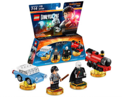 Lego Dimensions Harry Potter  NEW
