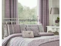 Bedding purple double£25