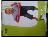 Baby door jumper- brand new