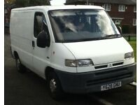 Swap or px only 2001 Citroen relay