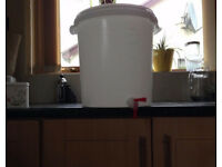 33ltr Fermenter/Bottling Bucket