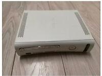 Microsoft Xbox 360 White With AllWire