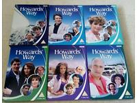 Howard's way DVD Collection