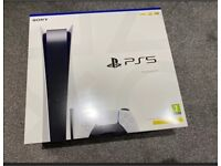 PlayStation 5 PS5 disk edition