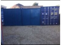 Self Storage Containers for RENT 20ft x 8ft x 8ft ELGIN