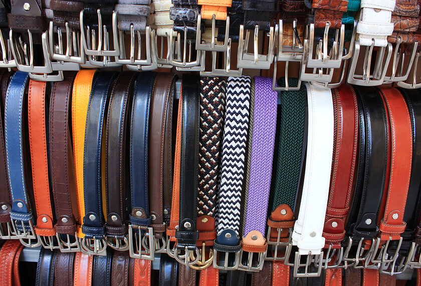 Your Guide to the Different Types of Leather Belts