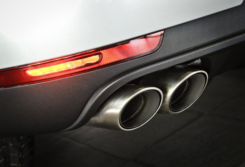 Top 3 Styles of Exhaust Tips