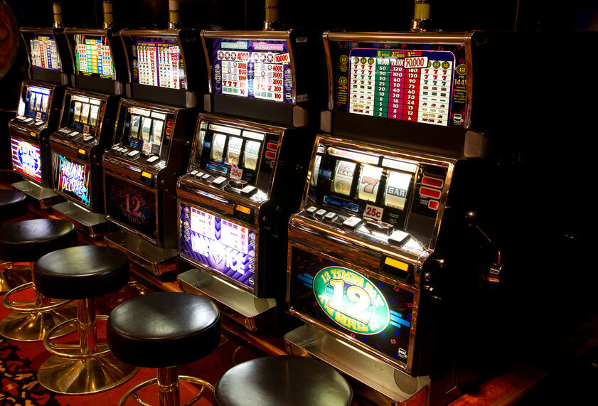find slot machines