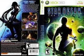 Xbox 360 Games Star Ocean the last hope & Dynasty Warriors Gundam