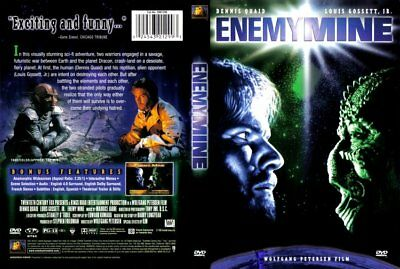 ENEMYMINE a Wolfgang Petersen Film - NEW DVD FREE POST mmoetwil@hotmail.com