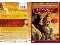 alexander director's cut 2004