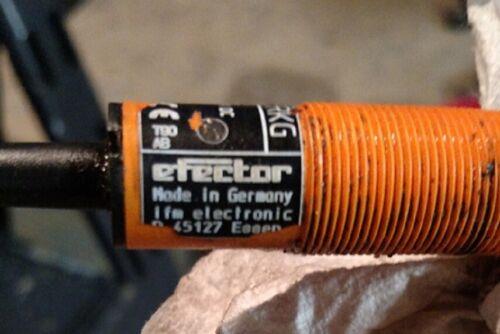 1PC USED For  EFECTOR Proximity Sensor IG2005 IG-5593-FRKG INV #499774