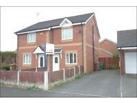 Modern 2 bedroom semi-detached property to rent in Haydock- Excellent Offer!!