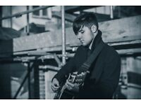Solo Acoustic singer available for gigs in Pubs, restaurants, weddings and private functions