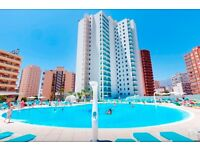 Week for two all inclusive at Port Benidorm leaving Gatwick 20th September 2016