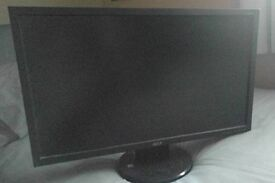 ACER 24inch V243HL HD Monitor (1920x1080, 2ms)