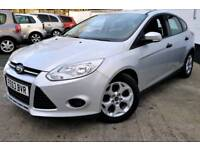 Sale or swap. 2013 Ford Focus - Silver - fantastic condition - ex lease
