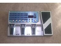 Boss ME20 Guitar Multieffects