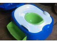 Kids training toilet, pottie