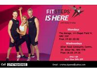 FitSteps classes