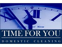 Part-Time Domestic Cleaners, top rates of pay, in Warwick, leamington Spa and Stratford-upon-Avon
