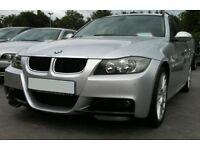 BMW 3 series e90 Splitter Pre facelift