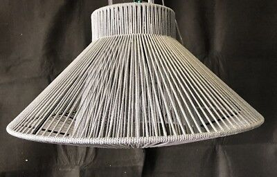(Koord By El Torrent Braided Cord Ceiling Lamp   Light KD02 Structure Gray (AA1)*)