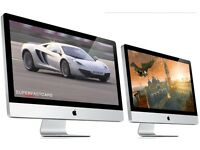 Apple iMac 27-inch i7 3.4 GHz 12gb 2gb video 500SSd + 1TB (Mid, 2011)