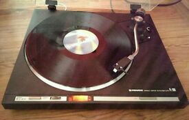 Pioneer PL200X Direct Drive turntable