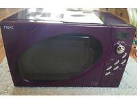 Next Microwave- Purple