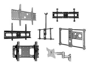 Wall Mounts for Every Size LCD & Plasma And DLP Bulbs Edmonton Edmonton Area image 1