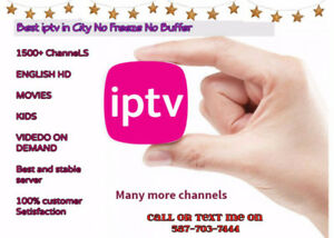 Iptv Best in City For Android/Latest Mag Boxes 322/256