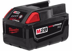 Milwaukee 28 Volt battery
