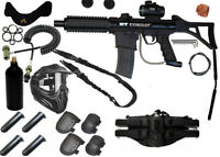 BT Combat Paintball Kit with mods Includes FREE Co2 Tank