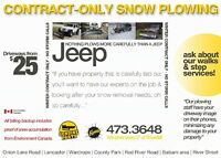 Snow Removal in the Port Arthur West Area - starting at $20