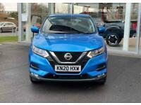 2020 Nissan Qashqai 1.3 DiG T 160 Acenta Premium 5 door Hatchback Petrol Manual