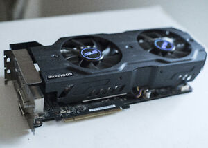 ASUS GTX 680 Video Card 2 GB - Video Editing/Gaming