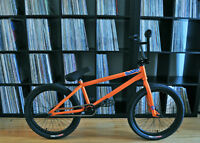 Custom Sunday Funday Orange soda bmx, rare.