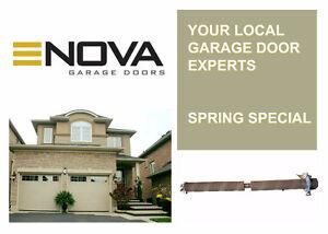 Garage Door Repairs. We're The Name You Can Trust