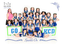 All Star Cheerleading - Kids Can Dance ages 4-8