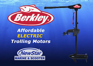 Sold Out Thank You - 45IBS ELECTRIC TROLLING MOTORS PACKAGE