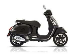 2018 Vespa GTS Super 300 ABS
