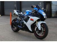 2013 - SUZUKI GSXR750 L1, EXCELLENT CONDITION, £6,250 OR FLEXIBLE FINANCE