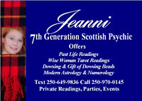 Psychic Party hosted in your home