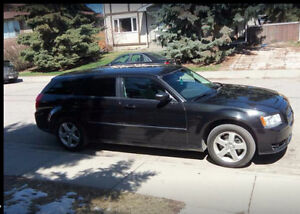 Black 2008 Dodge Magnum STX Wagon AWD (RARE!!) Nothing wrong