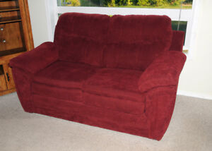Two Love seats for sale