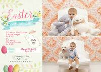 Easter / Spring Mini Sessions & DIY Sessions