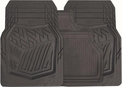 20mm Deep Tray All Weather Semi Tailored Rubber Floor Mats fits RM120 MC1802